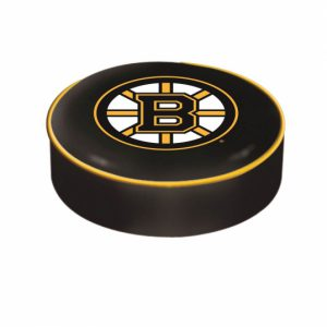 bruins bar stool cover