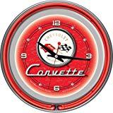 corvette clock