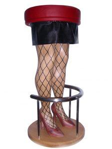 Leg Bar Stool