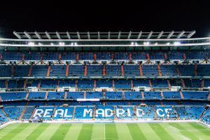 real madrid soccer